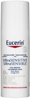 Eucerin UltraSENSITIVE crema calmante para pieles secas