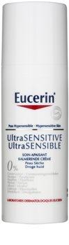 Eucerin UltraSENSITIVE Kalmerende Crème  voor Droge Huid