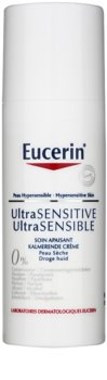Eucerin UltraSENSITIVE Soothing Cream For Dry Skin