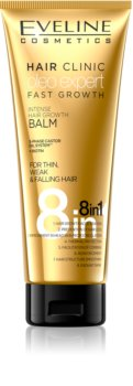 Eveline Cosmetics Oleo Expert balzám pro zpevnění a růst vlasů
