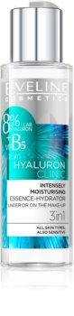 Eveline Cosmetics Hyaluron Clinic Intenzíven hidratáló szérum 3 az 1-ben