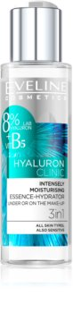 Eveline Cosmetics Hyaluron Clinic intenzivno vlažilni serum  3v1