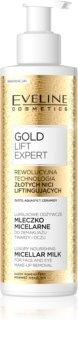 Eveline Cosmetics Gold Lift Expert micelarno mleko za odstranjevanje ličil