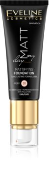 Eveline Cosmetics Matt My Day Long-Lasting Foundation