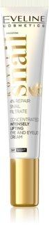 Eveline Cosmetics Royal Snail crème active rajeunissante contour des yeux