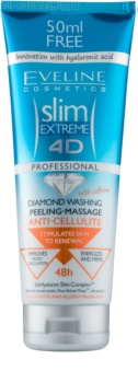 Eveline Cosmetics Slim Extreme peeling-masaż pod prysznic przeciw cellulitowi