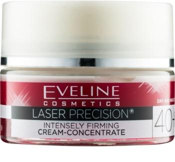 Eveline Cosmetics Laser Precision Tages- und Nachtscreme gegen Falten 40+