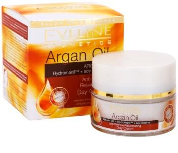 Eveline Cosmetics Argan Oil omlazující denní krém proti vráskám