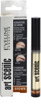Eveline Cosmetics Art Scenic korektor na obočie