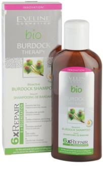 Eveline Cosmetics Bio Burdock Therapy šampon pro posílení vlasů