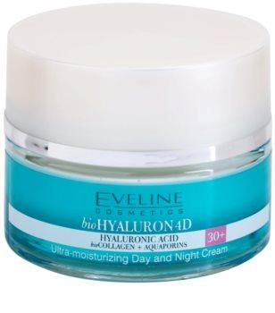 Eveline Cosmetics BioHyaluron 4D crema de zi si de noapte 30+