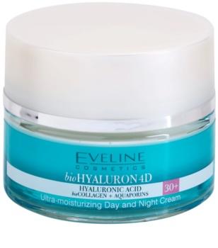 Eveline Cosmetics BioHyaluron 4D crème jour et nuit 30+