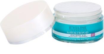 Eveline Cosmetics BioHyaluron 4D denní a noční krém 30+