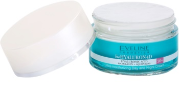 Eveline Cosmetics BioHyaluron 4D denný a nočný krém 30+