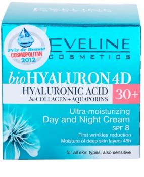 Eveline Cosmetics BioHyaluron 4D krem na dzień i na noc 30+