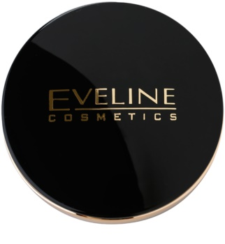 Eveline Cosmetics Celebrities Beauty матуюча пудра з мінералами