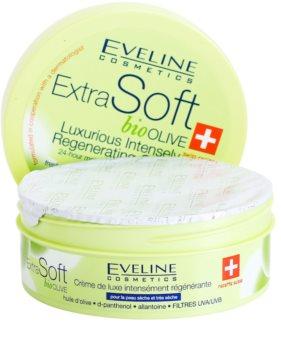 Eveline Cosmetics Extra Soft intenzív regeneráló krém Száraz, nagyon száraz bőrre