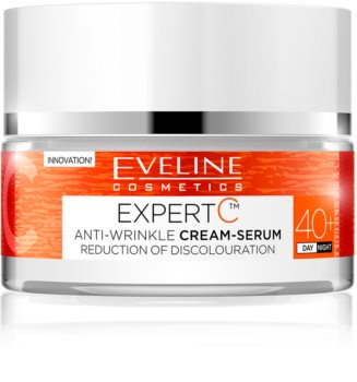 Eveline Cosmetics Expert C Anti-Wrinkle Day and Night Cream 40+