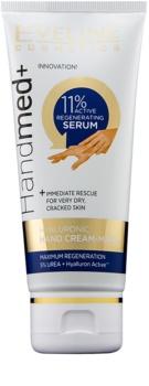 Eveline Cosmetics Handmed+ regeneračný krém na ruky s kyselinou hyalurónovou