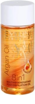 Eveline Cosmetics Argan Oil Just Epil! regenerační olej po depilaci