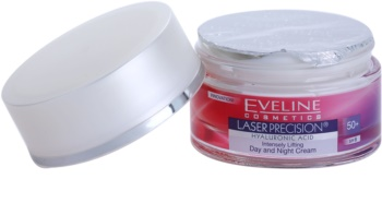 Eveline Cosmetics Laser Precision Day And Night Anti - Wrinkle Cream 50+