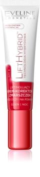 Eveline Cosmetics Lift Hybrid crème anti-rides yeux et paupières SPF 8