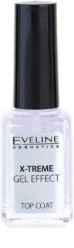 Eveline Cosmetics Nail Therapy verniz de cobertura  para dar brilho