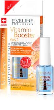 Eveline Cosmetics Nail Therapy Professional condicionador vitamínico para as unhas 6 in 1