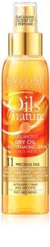 Eveline Cosmetics Oils of Nature luxuoso sérum rejuvenescedor com óleo seco
