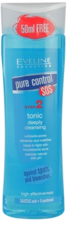 Eveline Cosmetics Pure Control Cleansing Tonic