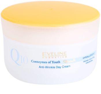 Eveline Cosmetics Q10 + R przeciwzmarszczkowy krem na dzień do cery normalnej i suchej