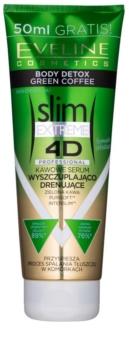 Eveline Cosmetics Slim Extreme zoštíhľujúce kávové sérum s chladivým účinkom