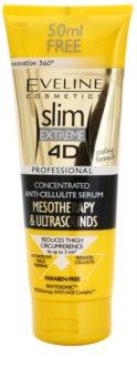 Eveline Cosmetics Slim Extreme концентрована сироватка проти розтяжок та целюліту