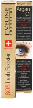 Eveline Cosmetics SOS Lash Booster serum do rzęs z olejkiem arganowym o działaniu regenerującym