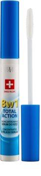 Eveline Cosmetics Total Action serum za trepalnice 8 v 1