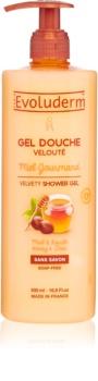 Evoluderm Miel Gourmand samtiges Duschgel mit Honig
