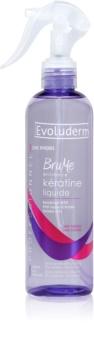 Evoluderm Keratin erneuerndes Spray mit Keratin