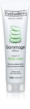 Evoluderm Face Care Face Scrub With Aloe Vera