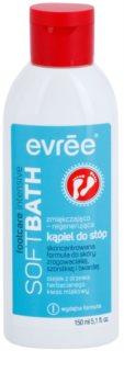 Evrée Foot Care baño intenso para suavizar los pies con efecto regenerador