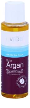 Evrée Intensive Body Care Gold Argan Oil tělový olej s omlazujícím účinkem