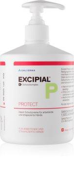 Excipial D Protect creme protetor de mãos para pele sensível e irritada