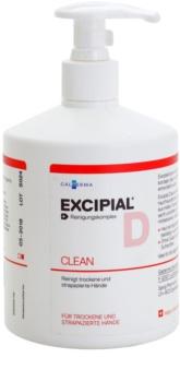 Excipial D Clean sabonete suave para mãos