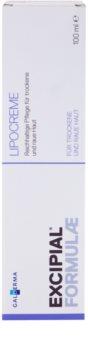 Excipial Formulae crema nutritiva enriquecida para pieles secas y muy secas
