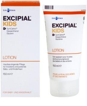 Excipial Kids zvláčňující a hydratační mléko pro suchou a podrážděnou pokožku