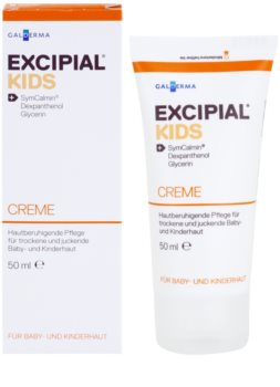 Excipial Kids die beruhigende Creme für trockene und gereizte Haut