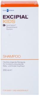 Excipial Kids šampon pro suchou a svědící pokožku dětí a novorozenců