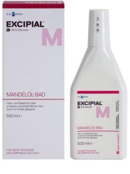 Excipial M Almond Oil mandľový olej do kúpeľa
