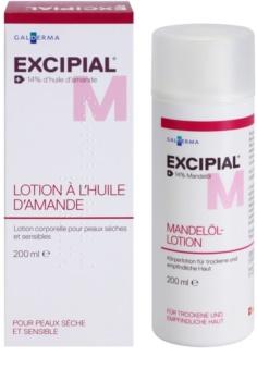 Excipial M Almond Oil Körpermilch für trockene und empfindliche Haut