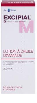 Excipial M Almond Oil молочко для тіла для сухої та чутливої шкіри