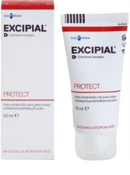 Excipial R Protect ochranný krém na ruce pro suchou pokožku